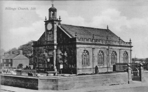 St. Aidans, Billinge