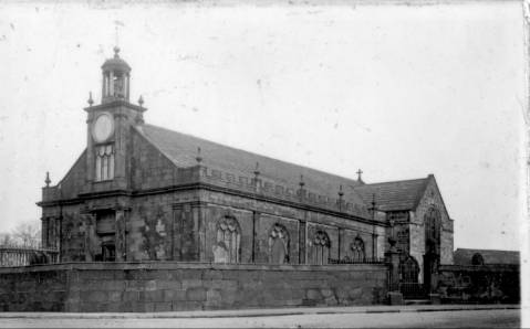 St. Aidans, Billinge - post 1908