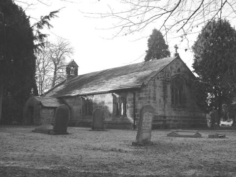 St. Leonards, Old Langho